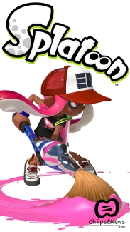 smarthphone splatoon 5
