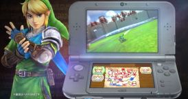 Hyrule Warriors 3DS 00