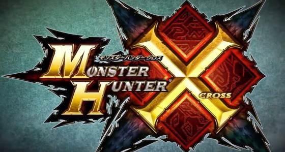 Logo Jap Monster Hunter X