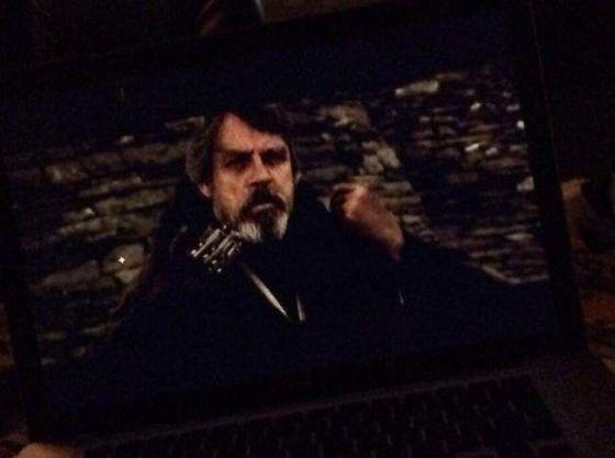Luke Skywalker capt 00
