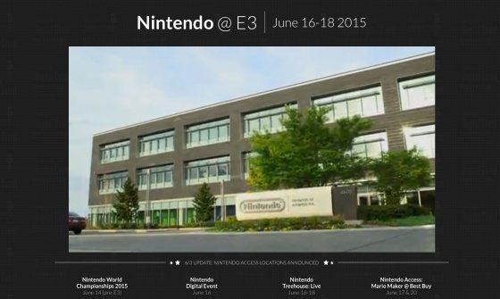 Nintendo E3 2015 00