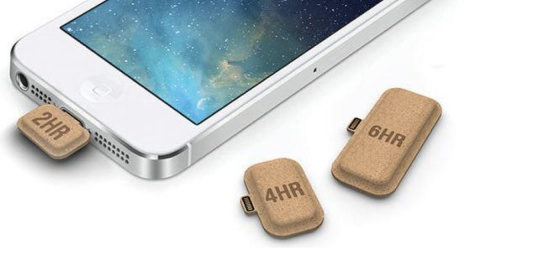 Baterias iphone hidrogeno
