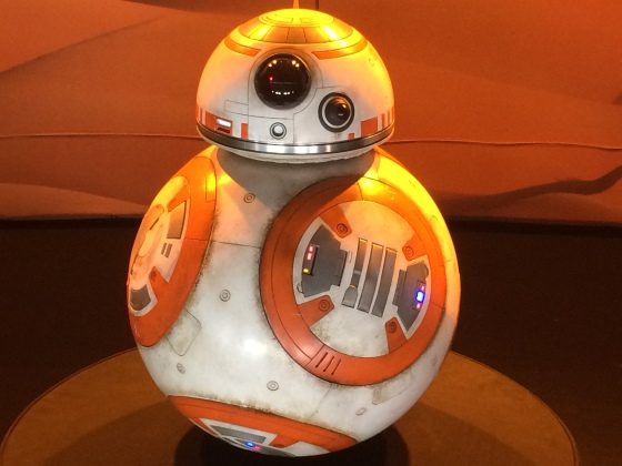BB8 The Force Awakens